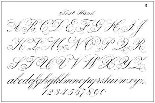 letras b para tatuajes