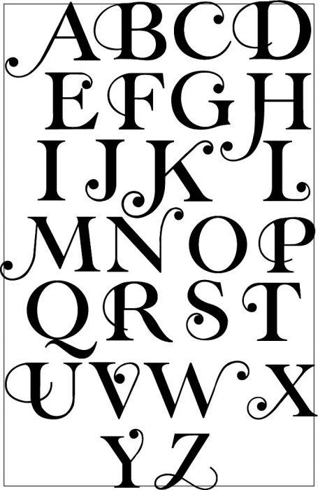 letras para tatuajes en mayuscula