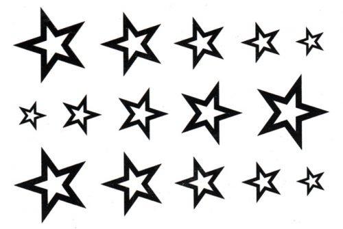 estrellas 5 puntas