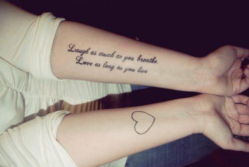 tatuajes frases de amor