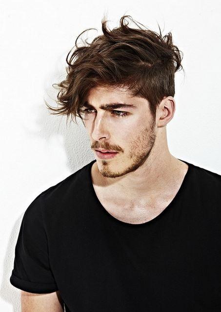 Cortes de cabello masculinos para este año