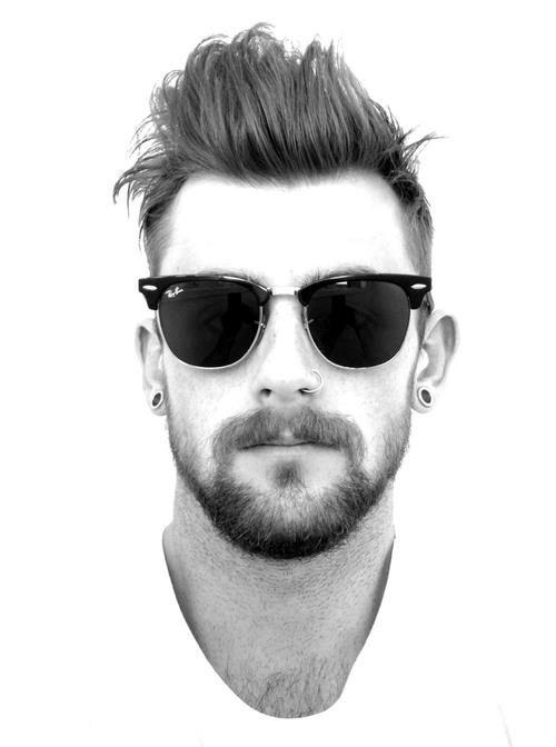 barbas para hombre