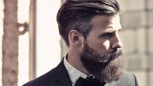 barbas modernas para hombre