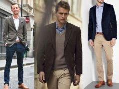 ropa formal oficina hombre