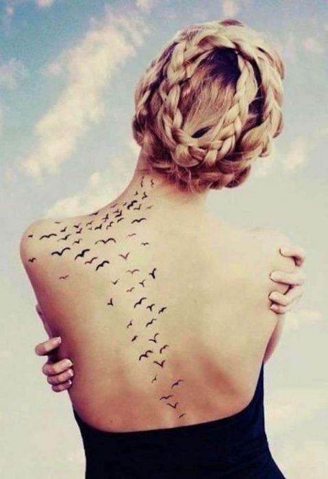 Libre como las aves
