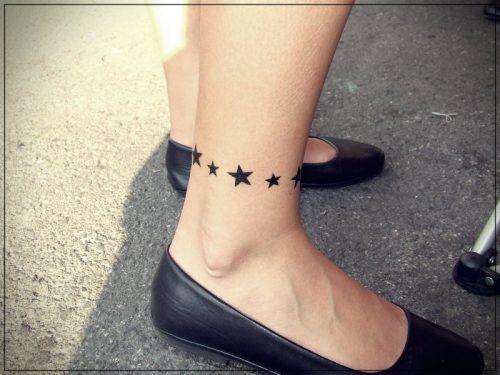 mandalas tatuajes mujer pierna