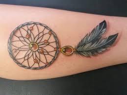 tatuajes para mujer con significados de atrapador de sueños