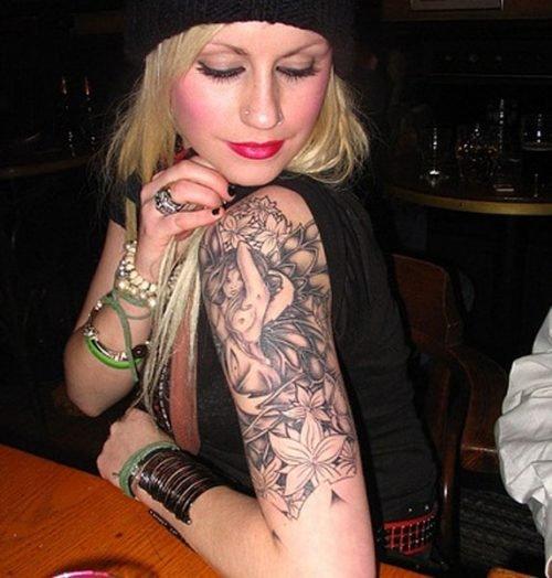 tatuajes para mujeres en brazos