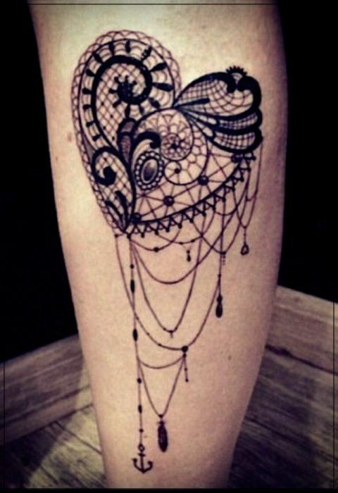 tatuajes para piernas en mujeres