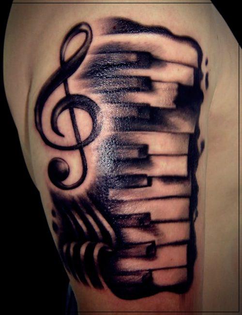 galeria de tatuajes para hombres en el hombro