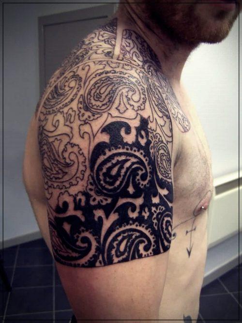 tatuajes para hombres en el hombro con significado