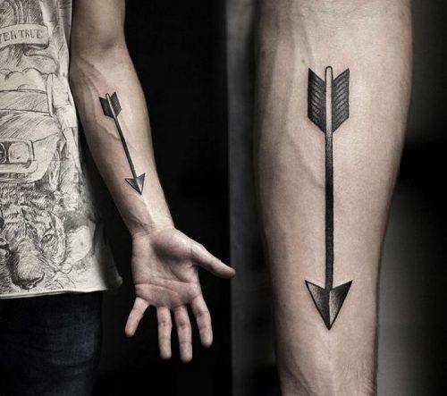 Tatuajes en el antebrazo 1