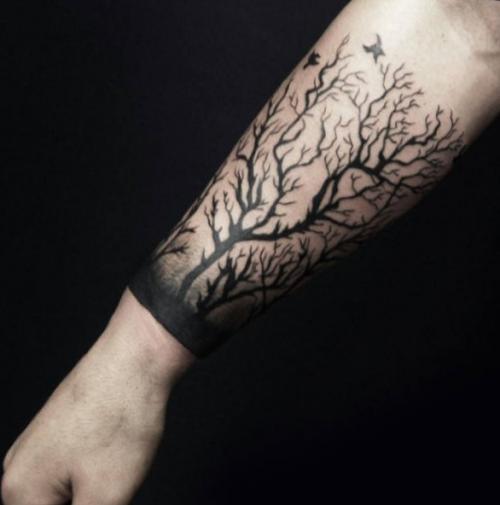 Tatuajes En El Antebrazo 10 Diseños Recomendados Para Ti 2019