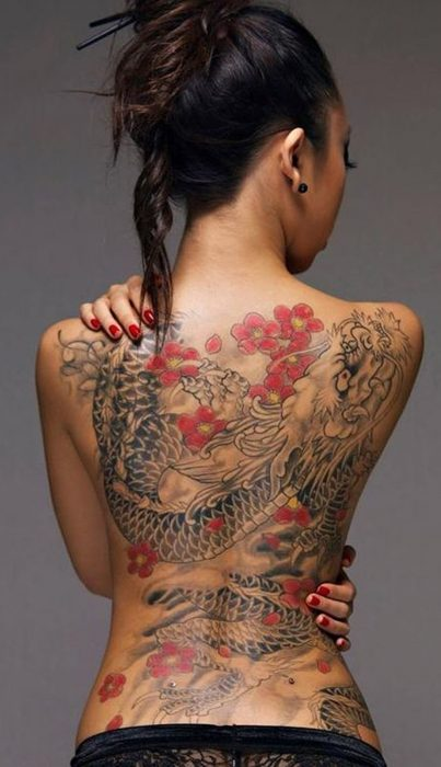tatuajes de draagones
