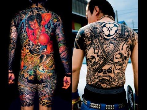 tatuajes japones yakuza 2