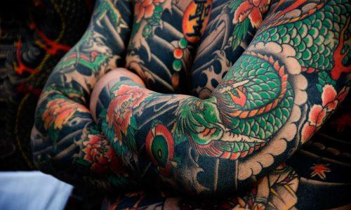 tatuajes japones yakuza