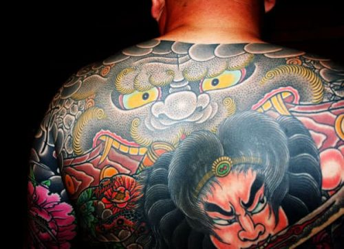 tatuajes japoneses grandes