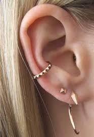 Piercing en oreja 3