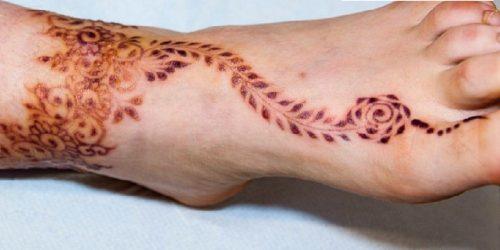 Tatuajes de HENNA 5