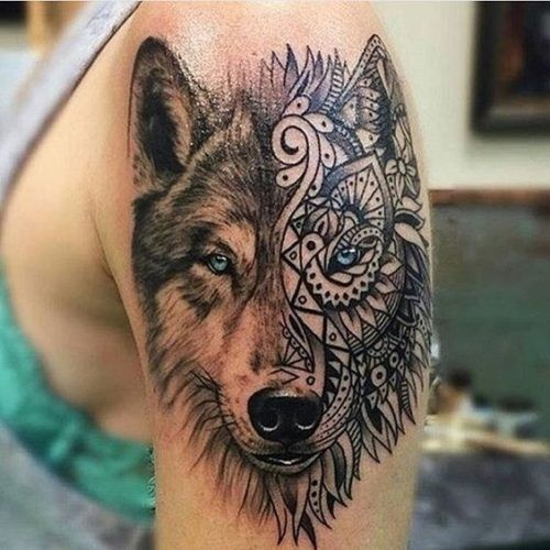 Tatuajes en el brazo para hombres 10