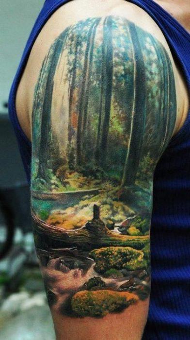 Tatuajes en el brazo para hombres 2