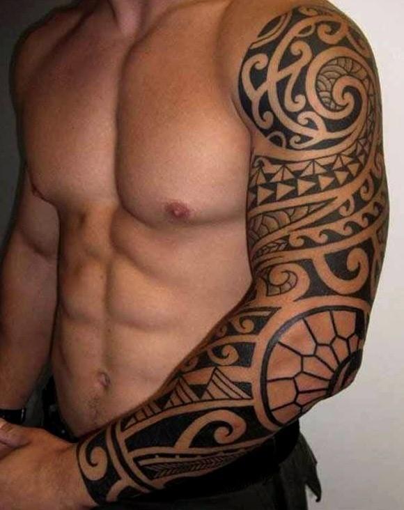 Tatuajes En El Brazo Para Hombres 10 Diseños Que Lucen Súper Bien Mioestilo