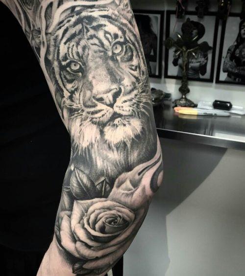 Tatuajes En El Brazo Para Hombres 10 Disenos Que Lucen Super Bien