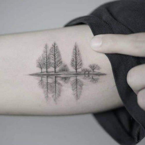 Tatuajes pequeños para hombre 8