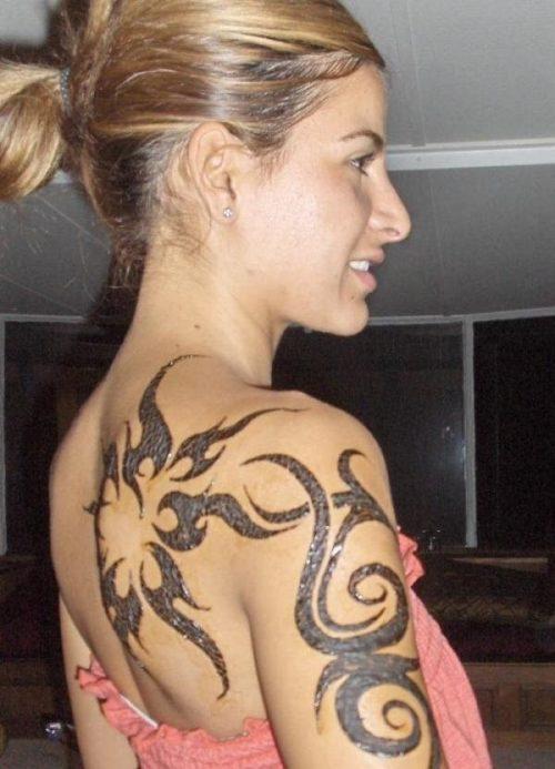 Tatuajes tribales 3