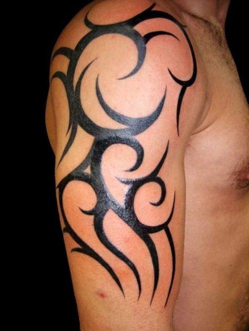 Tatuajes tribales 4