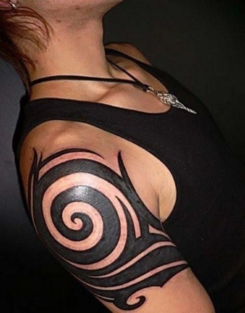 Tatuajes tribales 5