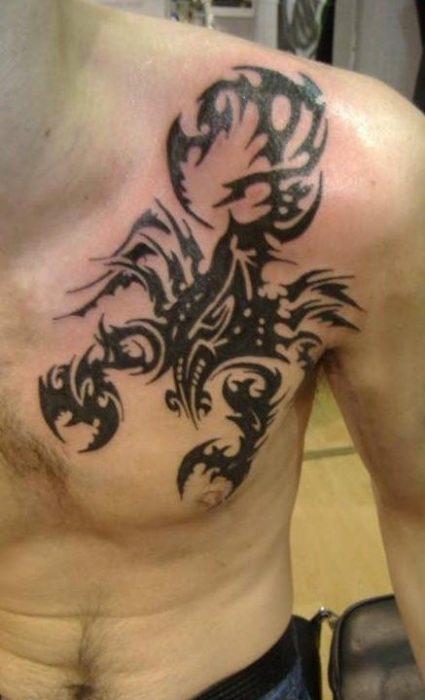 Tatuajes tribales 9