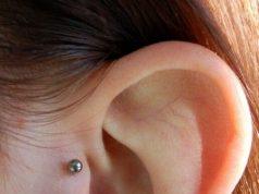 Piercing Tragus 1