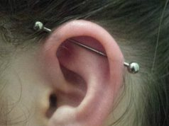 Piercing infectados 1